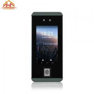 China Wifi Function Face Access Control System With 5 Inch Screen wholesale