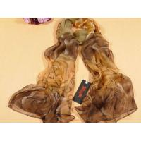 Buy cheap Printed Silk Scarf 026 from wholesalers