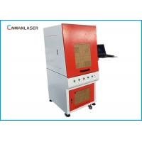 Buy cheap 80cm Column Raycus IPG Desktop Laser Engraving Machine Enclosed Type 20w 30w 50w from wholesalers