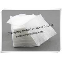 China Latex Free Medical Non - Woven Wound Dressing Sponge Non - linting on sale