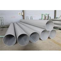 China 304 316 Stainless Steel Welded Pipe , Anti Corrosion SS Welded Tube wholesale