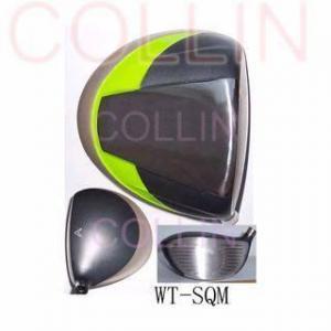 China Golf Club Head Wood(WT-SQM DRIVER) on sale