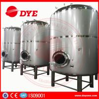 China 3000L Sanitary Stainless Steel Wine Tanks For Brewery / Beer Brewing Tanks wholesale