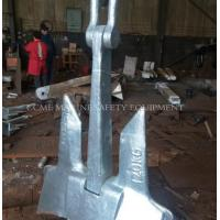 Quality Marine Hhp Stockless Anchors Boat Anchor Navy Ship Anchor for sale