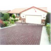 China rubber floor for driveway(EN1177, SGS, IOS9001:2000) on sale