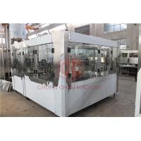 Buy cheap Standard 200 BPM Automatic Water Bottle Filling Machine For PET Bottle from wholesalers
