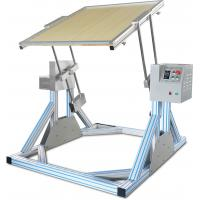 China Digital Angle Display 100 Degree Rotary Table Strollers Testing Machines on sale