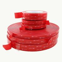 China 3M VHB 4910 Clear Adhesive Double sided Acrylic Foam Tape For General Purpose wholesale