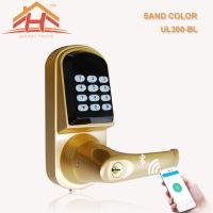 China Password Smart Digital Door Lock 0 Degree-70 Degree Working Temperature wholesale