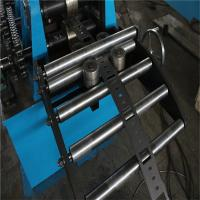 China Metal Steel Perforated Galvanized Cable Tray Roll Forming Machine Height 50-150mm wholesale