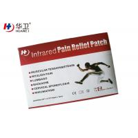 Quality Chinese Factory direct sale far infrared pain relief patch shoulder pain patch plaster for sale