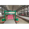 China 1300KG Rail Type Sponge Cutting Machine For Foam Block Long Sheet Slicing wholesale
