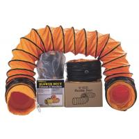 China insulated flexible duct on sale