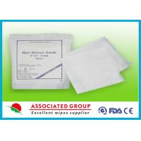 China Non Woven Gauze Pads Non-Adherent 4 X 4 Gauze Dressing For Wounds on sale