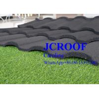 China Anti-corrossion 0.4mm aluminium-zinc Korea stone roof Corrugated Metal Roofing Sheets with free sample wholesale