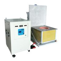Buy cheap Professional manufacturer 100KW IGBT Induction meltal melting furnace, casting machine from wholesalers