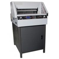 China 490mm Electric Programmable Paper Cutter E460R / Tabletop Paper Cutter wholesale