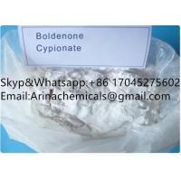 China Boldenone propionate Steroid CAS 106505-90-2 Off - White Crystalline Powder Boldenone powder steroids on sale