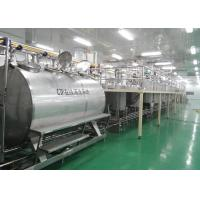 China Automatic CIP Cleaning System For Food and Beverage Machinery on sale