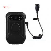 China Shockproof Hd Police Body Cameras Ambarella A7LA50 Chipset With Charger Box wholesale