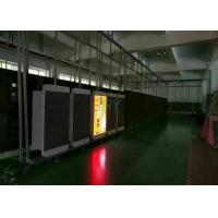China P 5 Lamp Post Outdoor Full Color LED Display Sign HD Waterproof Street Light Flag wholesale
