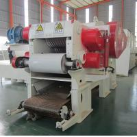 China Widely Used Drum Type Wood Chipper Machine/Wood Chipper with Good Quality on sale