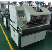 China Automatic Terminal Crimping Machine for VDE Cable H03 / 05 VVH2-F wholesale