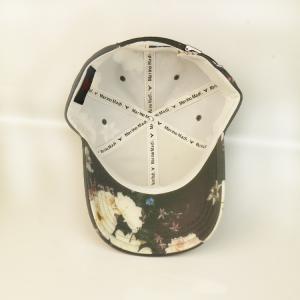 China Wholesale 2020 Custom Baseball Cap Constructed Dad Hat Adjustable Printing Log Caps Bsci wholesale