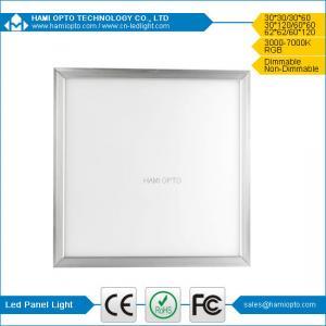 China 48W LED Flat Panel Lights CRI80  3000 Lumen Hotel Square Ceiling Light wholesale