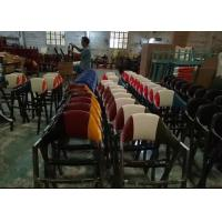 China Customized Wooden Material Banquet Style Chairs For Dining , Unassembled Packing wholesale
