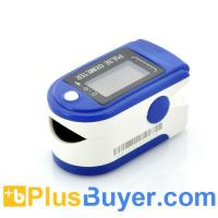 China Fingertip Pulse Oximeter With Dual-Color OLED Display on sale