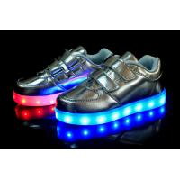 China 2016 LED Light up Children Lighting Shoes for Boys on sale