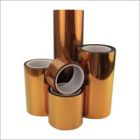 China Polyimide Film Tape with Flame Retardant Capabilities for Lithium Battery Edge Wrapping wholesale