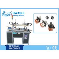 China Relay Teminal spot welder machine With Automatically Feeding system on sale