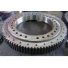 China SK 021.25.500 Slewing Ring Bearing , Double - row Ball Slewing Bearings wholesale