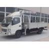 China Chinese good quality of xugong SQ3.2SK1Q Mini Telescoping Truck Mounted Crane wholesale