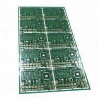 China 6-layered PCB for Lighting with 1.60mm Thickness wholesale