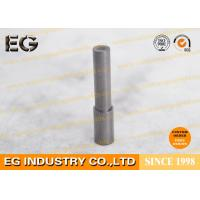 Quality Smelting Solid Graphite Rod Electrodes Crucible Fine Grain Fixed - Inlay for sale