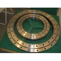 China External Gear - Single Row Four Point Contact Ball Slewing Ring Bearing for Windpower on sale
