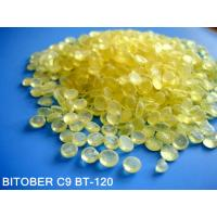 China C9 Hydrocarbon Resin BT-120 for Asphalt Modification , Adhesives , Aromatic Hydrocarbon Resin wholesale