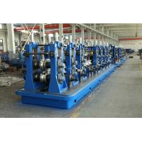 China Large Size SS Tube Mill Machine , Rectangular Pipe Roll Forming Mill wholesale