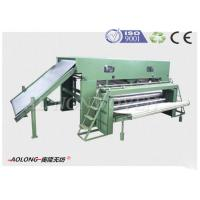 Buy cheap 2700MM Cross Lapper Machine For Making Asphalt Felt 5.2~10KW 380V / 440V from wholesalers