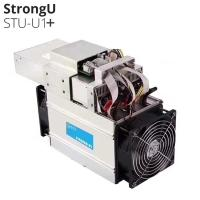 China DCR miner DECRED miner Bitcoin Mining Device 12.8TH/S with PSU StrongU Miner STU-U1+ wholesale