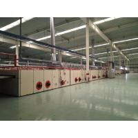 China Different Fabric Textile Stenter Machine 70 T With Conduction Oil Heating wholesale