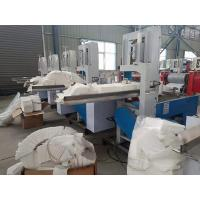 China High Speed Automatic Napkin Tissue Paper Making Embossing Printing Folding Machine wholesale