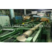 China Brass Bar D180mm Single Strand Horizontal Continuous Brass Casting Equipment wholesale