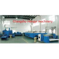 China Wadding Automatic Industrial Mattress Manufacturing Equipment With Single Cylinder wholesale