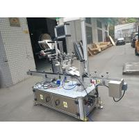 Buy cheap Sticker Top Labeling Machine For Nozzle Pouch Electric Driven Type from wholesalers
