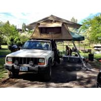 China Outdoor Camping Truck Bed Roof Top Tent For Top Of Jeep Wrangler CE Approved wholesale
