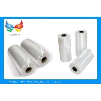 China 40Mic Waterproof 60 - 70 % PETG Shrink Film Gloss Surface Finish For Drink Packaging wholesale